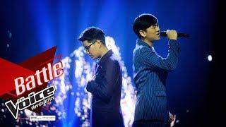 ดล VS สไปรท์ - แหลก - Battle - The Voice Thailand 2019 - 9 Dec 2019