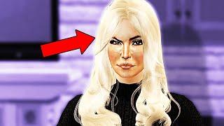 Kim Kardashian Dyes Her Hair Too Blonde (Kardashians Spoof)