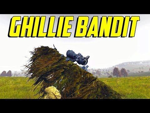 DayZ - Ghillie Bandit