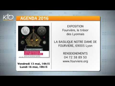 Agenda du 2 mai 2016
