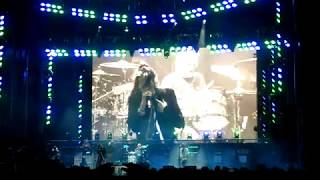 AEROSMITH  - ( REMEMBER ) WALKING IN THE SAND - Madrid 29 junio 2017