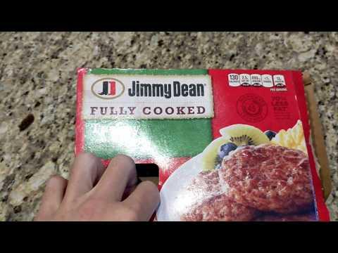 Jimmy Dean Sandwiches
