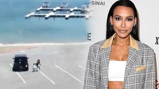 Last Known Footage of Naya Rivera Leaving Dock on Boat Released