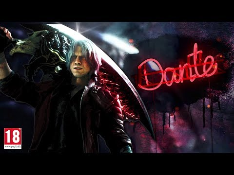 Devil May Cry 5 - Dante Combat Video thumbnail