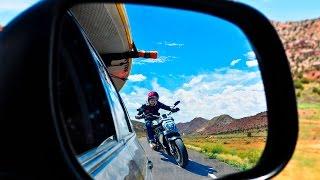 СКОРО МОТОСЕЗОН. Мотоциклисты на дороге. Водители смотрите в зеркала [Drift Crash Car]