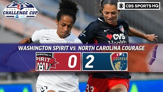 2020 NWSL Highlights: Washington Spirit vs. NC Courage | CBS Sports HQ
