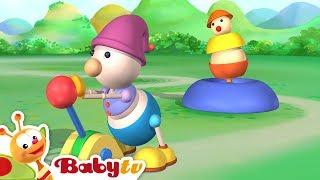 The Ball Game - Games for Children | Playground of Toys | BabyTV