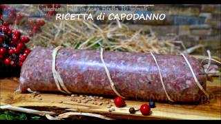 Come fare il COTECHINO