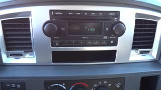 2008 Dodge Ram 1500 Beckley, Princeton, Charleston, Blacksburg, Roanoke, Wv 7-r8061a