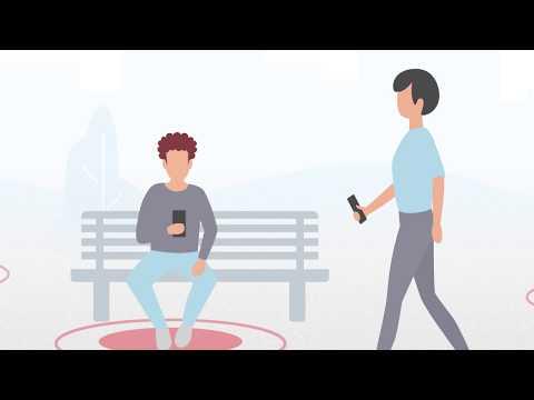 Die neue Corona-Warn-App - Ein Erklärfilm