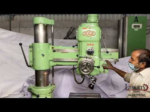 MAS VR2 Radial Drilling Machine