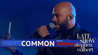 Common Performs A FLOTUS-Inspired Medley thumbnail