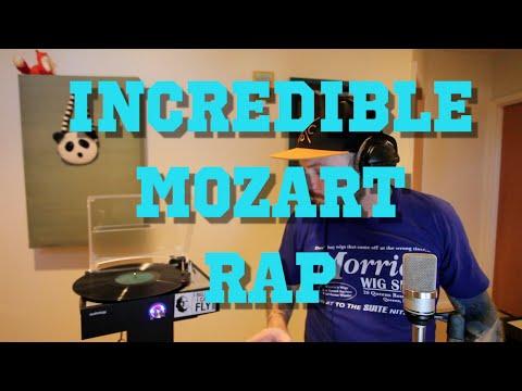Rap nhạc của Mozart cực đỉnh. Không xem phí cả cuộc đời