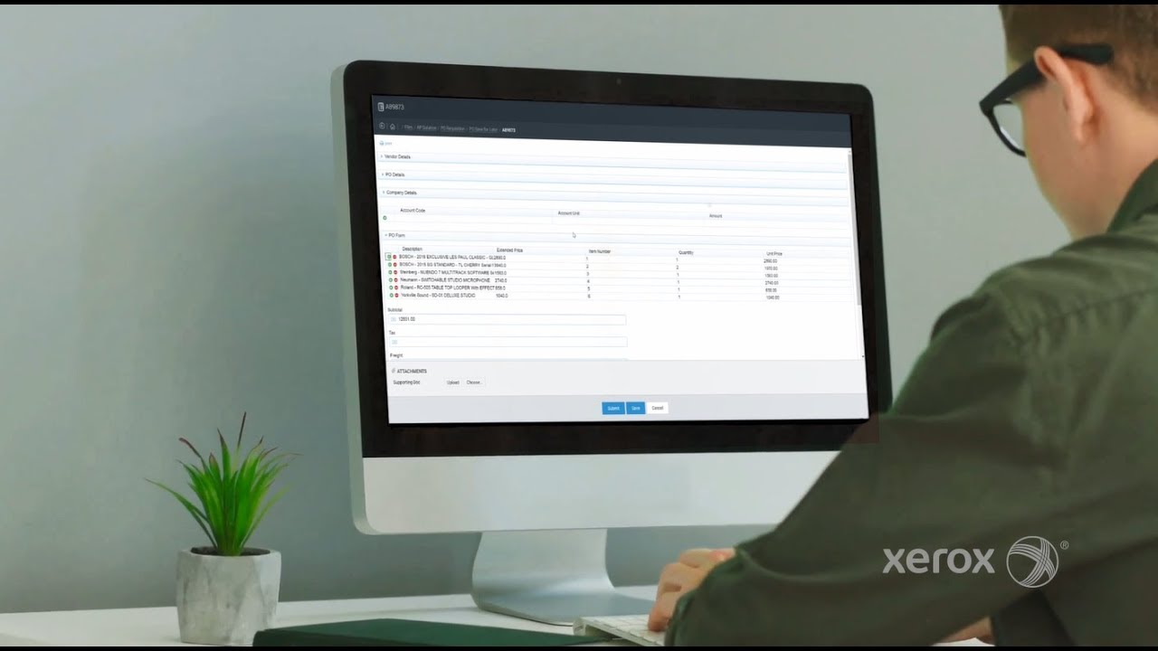 DocuShare Flex: Cloud Content Management Solution – Xerox