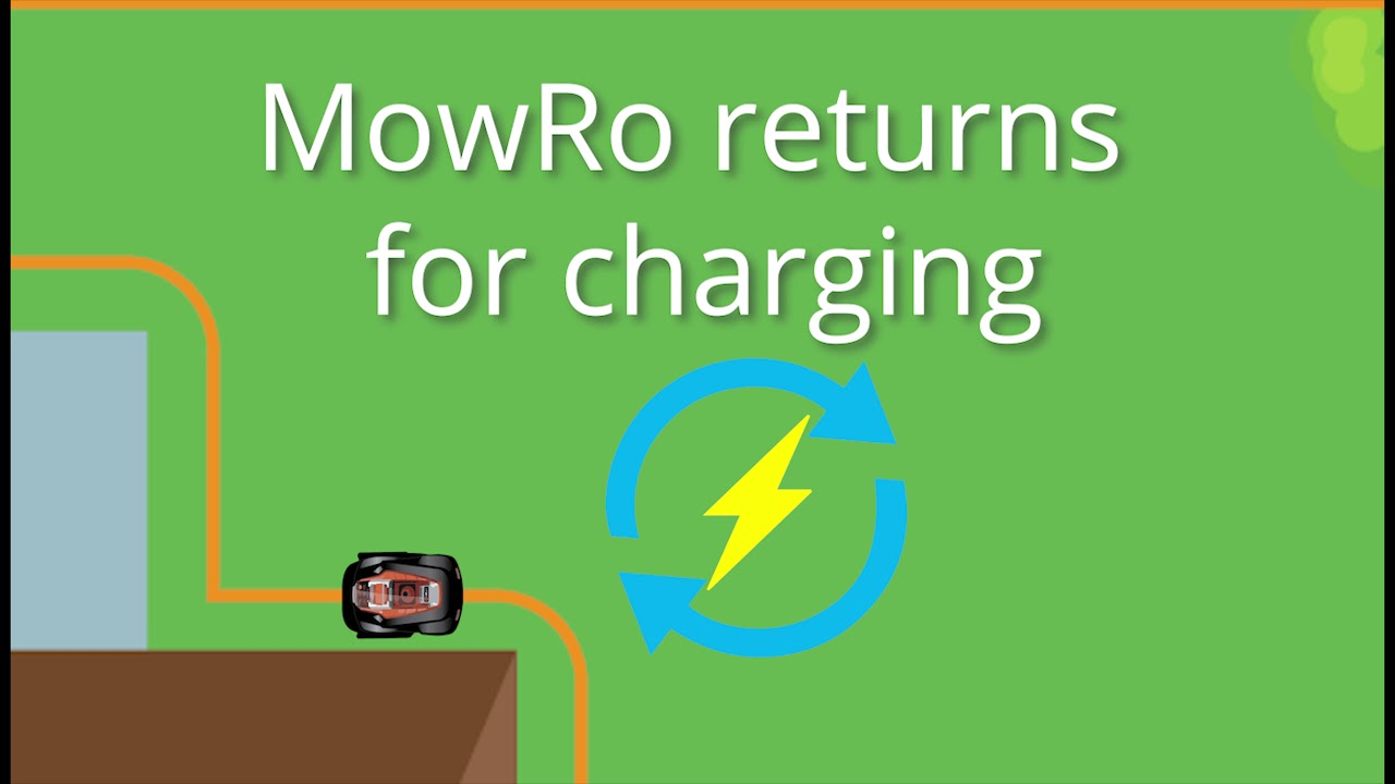How the MowRo works