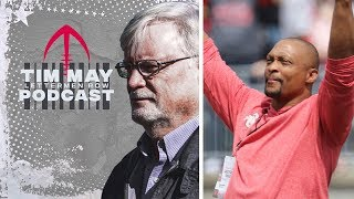 Tim May Podcast: Eddie George evaluates J.K. Dobbins, sees Heisman-level ability in Chase Young