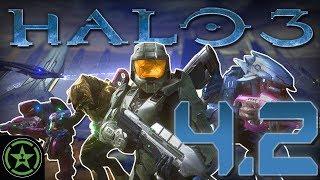 SUPER SCARAB SHOWDOWN - Halo 3: LASO Part 4.2   Let's Play