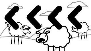 """Beep Beep I'm a sheep but every """"beep"""" makes it rewind back to the previous """"beep"""""""