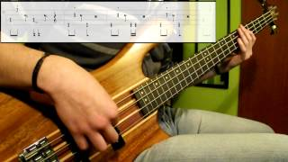 Daft Punk - Something About Us (Bass Cover) (Play Along Tabs In Video)