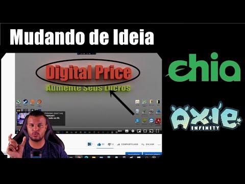 Chiacoin, Axie Infinity e Digital Price