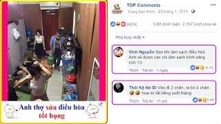 Top comment: Anh Thợ Sửa Điều Hòa Tốt Bụng