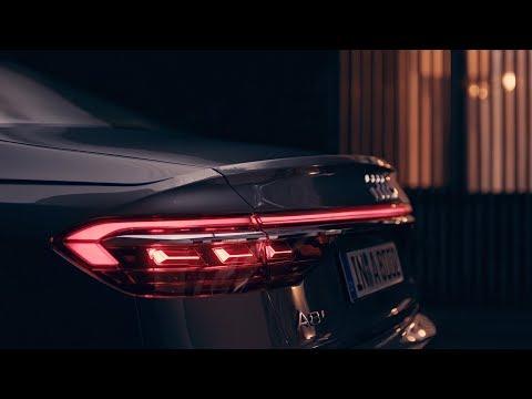 Audi Hong Kong 아우디 The new Audi A8
