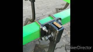 Культиватор сплошной обработки 3,0м. Bomet Польша стрельчатые лапы от компании VIN-TIK - видео