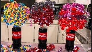 DIY Soda Candy Bouquet