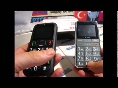 AEG voxtel M250 - подари телефон бабушке