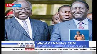 GRAND-COALITION GOVERNMENT?: Demystifying Muthaura's rare proposal