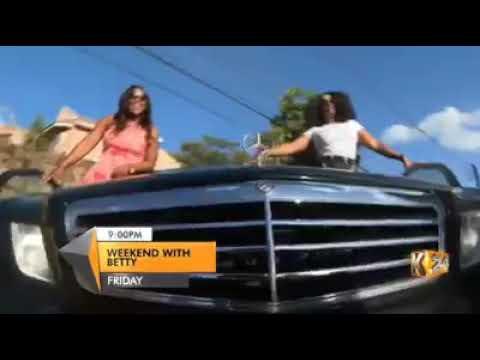 New Hit song;Betty Kyalo ft Victoria Kimani. It si Hatari fire,moto moto