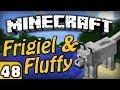 Frigiel & Fluffy : Où est Fluffy ?!? | Minecraft - Ep.48
