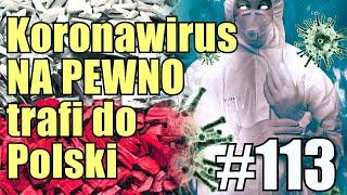 Polskie władze twierdzą że koronawirus NA PEWNO dotrze do Polski!