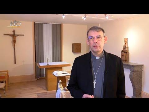 Mgr Dominique Blanchet, nouvel évêque de Créteil