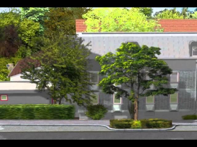 Nell Breuning Haus - 3D Visualisierung