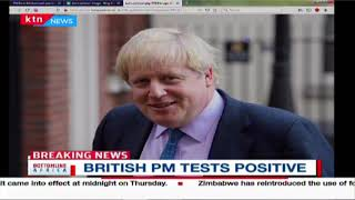 BREAKING NEWS: UK Prime Minister Boris Johnson infected with COVID-19 of Coronavirus