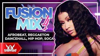 Dancehall, Reggaeton, Pop Moombahton, Afrobeat, Soca Mix – Fusion Video Clean Mix Vol 4 – DJ Shinski