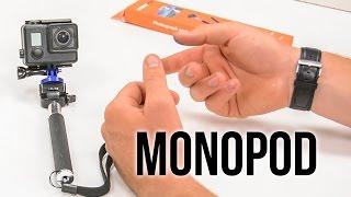 Monopod for GoPro