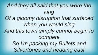 Death Cab For Cutie - No Joy In Mudville Lyrics