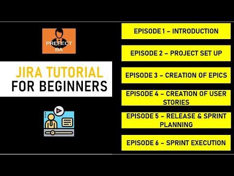 JIRA Tutorial for Beginners | Step by Step Walk through - YouTube
