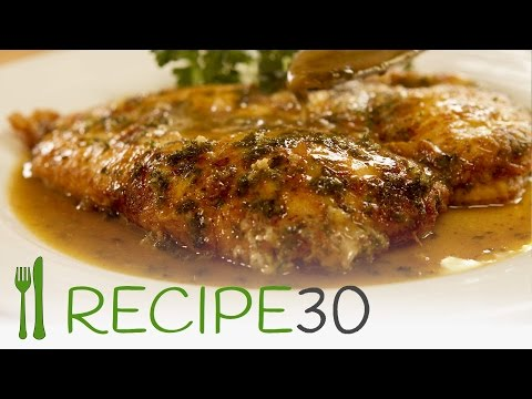 Voted the best Chicken Francaise recipe on Facebook – Francese or French