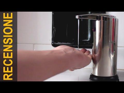 PIÙ IGIENE E MENO SPRECO: Recensione distributore automatico del sapone Sumbay