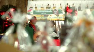 preview picture of video 'Weihnachtsmarkt Hallein'