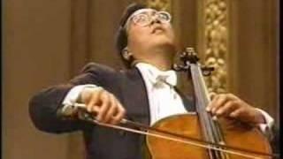 Yo-Yo Ma: Elgar Cello Concerto, 3rd mvmt