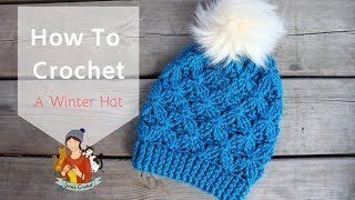 How To Crochet An Easy Hat / Beginner Friendly Tutorial