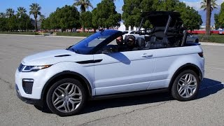 Is the Land Rover Range Rover Evoque A Real SUV? (w/ Jonny Lieberman) – Daily Fix Free Episode