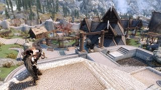 Skyrim LE Mods - CleverCharff's Photorealistic Whiterun