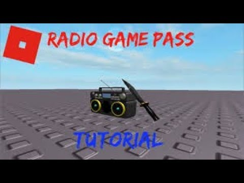 How to make a Gamepass WORK in ROBLOX Studio! (Add
