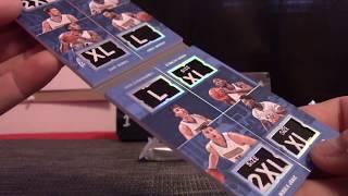 2016/17 NOIR & Preferred NBA 3 Box