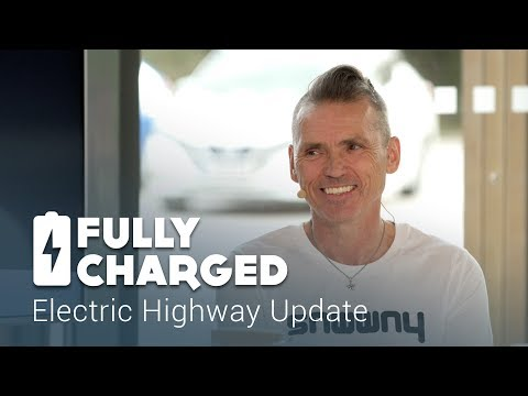 Electric Highway Update With Dale Vince
